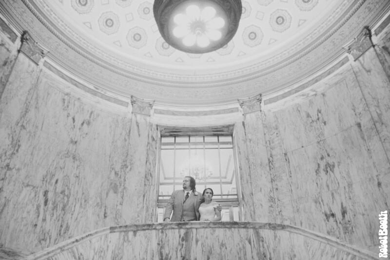 The Venetian Room Atlanta Wedding Photograph - Samantha + Austin - Six Hearts Photography_0692
