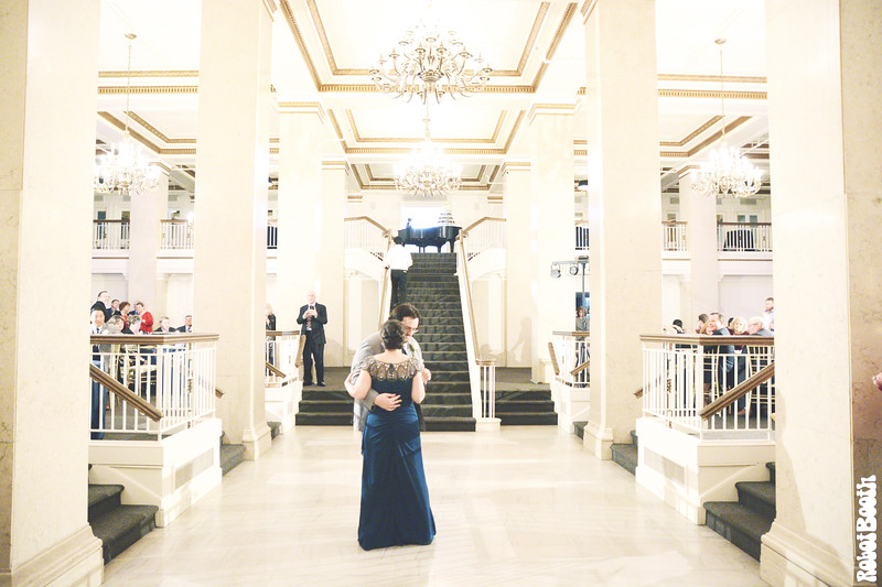 The Venetian Room Atlanta Wedding Photograph - Samantha + Austin - Six Hearts Photography_0771