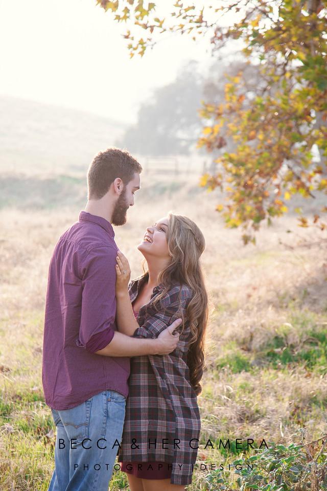 Ali + Landon | Engagement