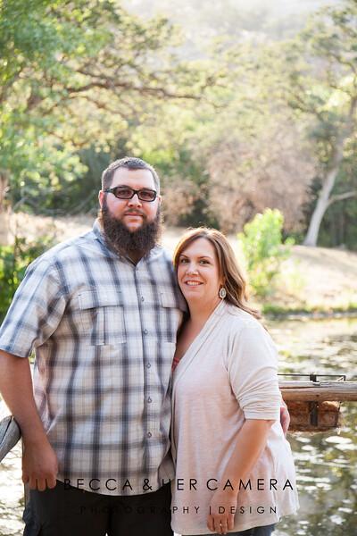 Amanda + Jon | Engagement