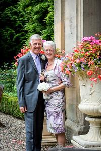 Christine & David
