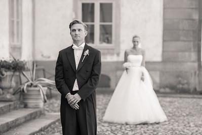 Madeleine och Magnus 23 juli 2016 http://annalauridsen.com