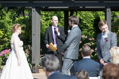 Daugherty & Krasinski Wedding