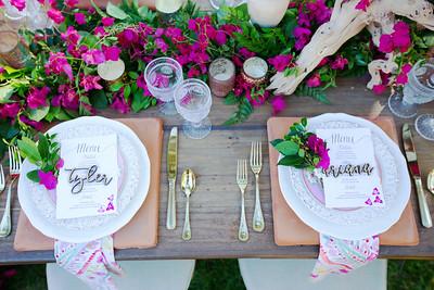 Ceremony magazine, Rancho las Lomas, Chloe Atnip Photography