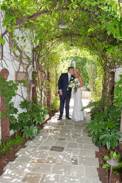 2016_5_21 Jennifer & Aaron At The Villa SJC