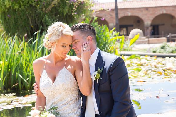 Jennifer & Aaron Wedding Day