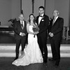 9-30-17 K and R Wedding and Group Photos (253) bw