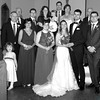 9-30-17 K and R Wedding and Group Photos (243) bw crop