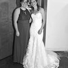 9-30-17 K and R Wedding and Group Photos (47) bw