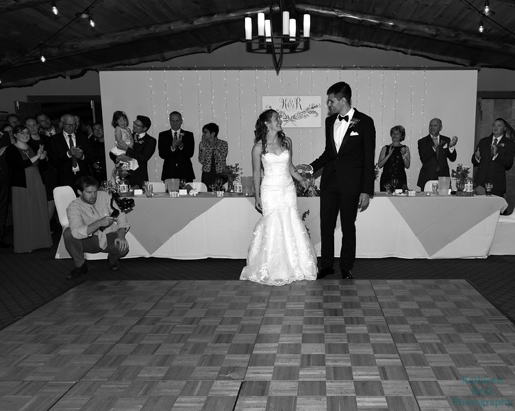 9-30-17 K and R Reception Black and White (43)