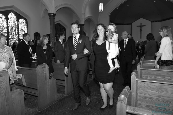 9-30-17 K and R Wedding and Group Photos (135) bw