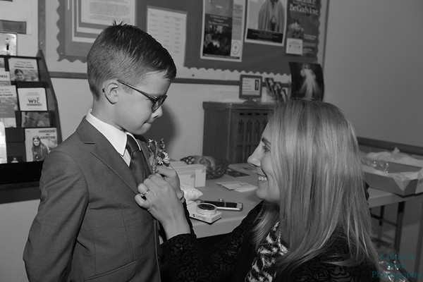 9-30-17 K and R Wedding and Group Photos (26) bw