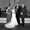 9-30-17 K and R Wedding and Group Photos (274) bw