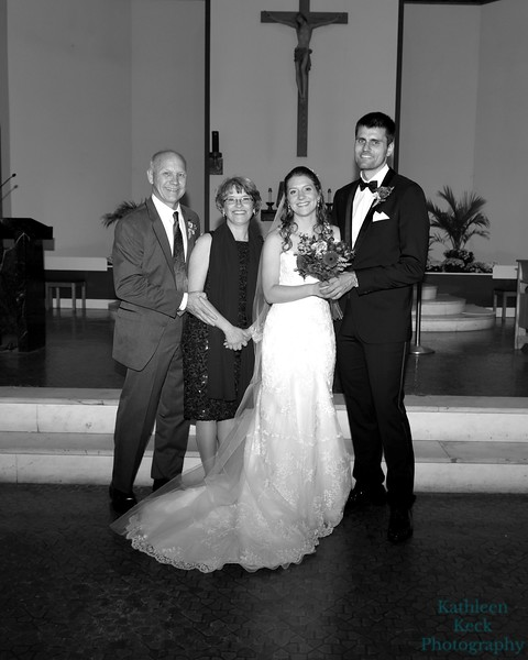 9-30-17 K and R Wedding and Group Photos (235) bw