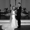 9-30-17 K and R Wedding and Group Photos (287) bw