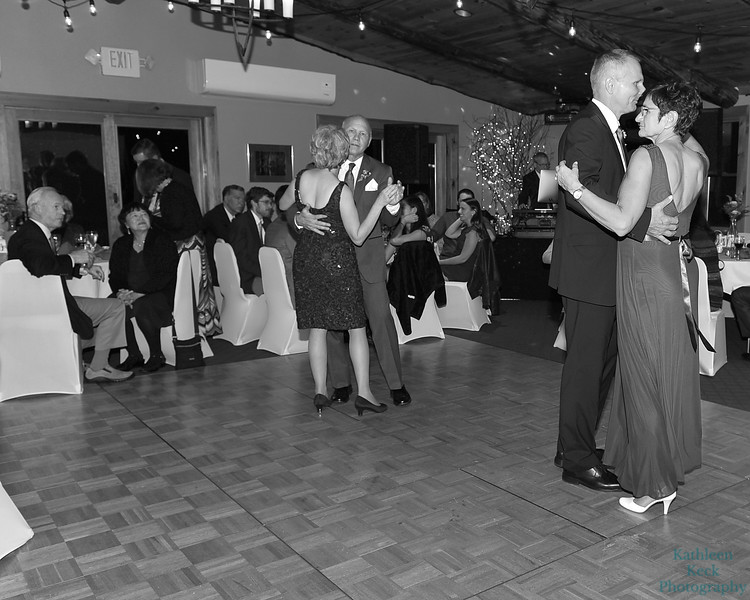 9-30-17 K and R Reception Black and White (200)