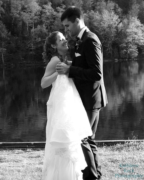 9-30-17 K and R Wedding and Group Photos (334) bw