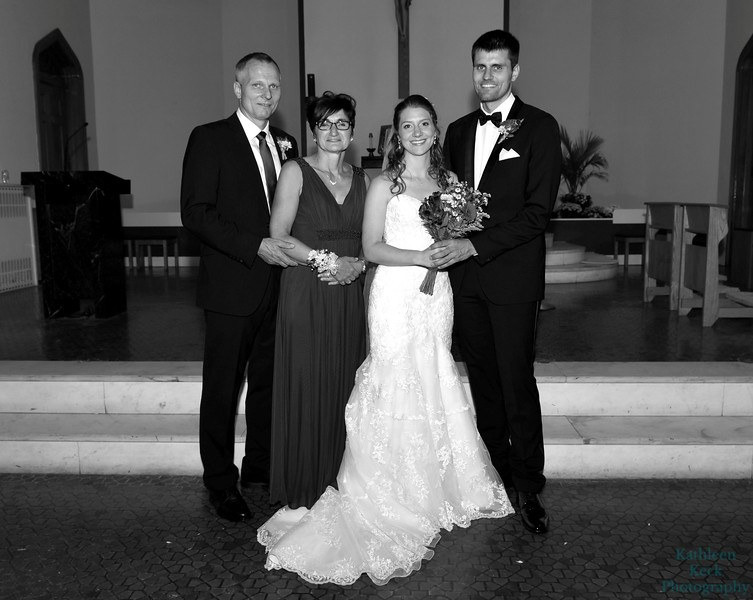 9-30-17 K and R Wedding and Group Photos (271) bw