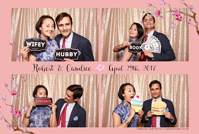 2017 Robert and Candice