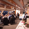 The wedding of Jessica & josh aboard the Sunset Hornblower Yacht on San Francisco Bay