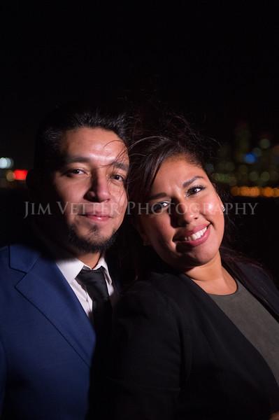 The wedding of Jessica & josh aboard the Sunset Hornblower Yacht on San Francisco Bay