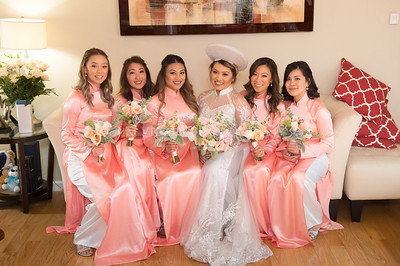 Wedding of Katherine and Huy