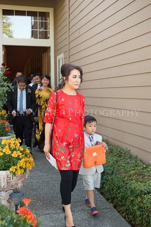 Wedding of Katherine and Huy