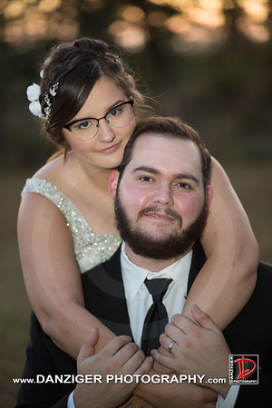 Rachal (Wilcutt) and Max Meek wedding 10-13-17