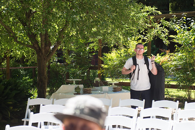Wedding of Robin & Blair at Fern River Resort