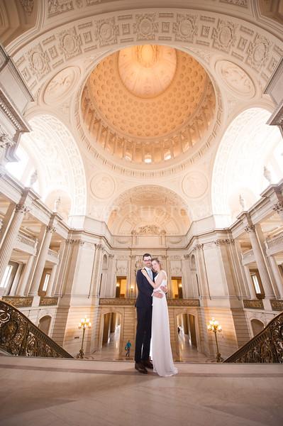 0056_Stephanie John SFCityHall Wedding