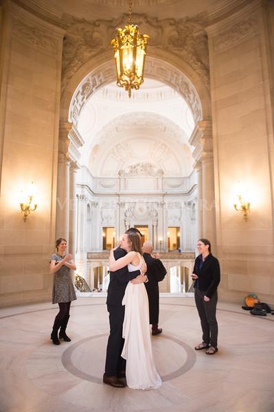 0091_Stephanie John SFCityHall Wedding