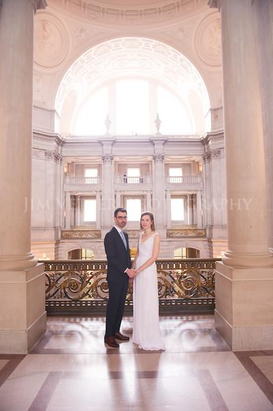 0115_Stephanie John SFCityHall Wedding