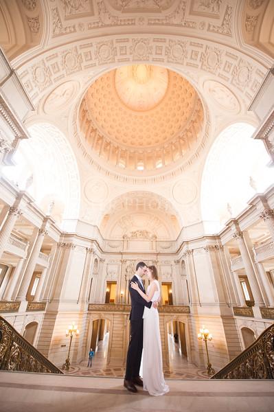0055_Stephanie John SFCityHall Wedding