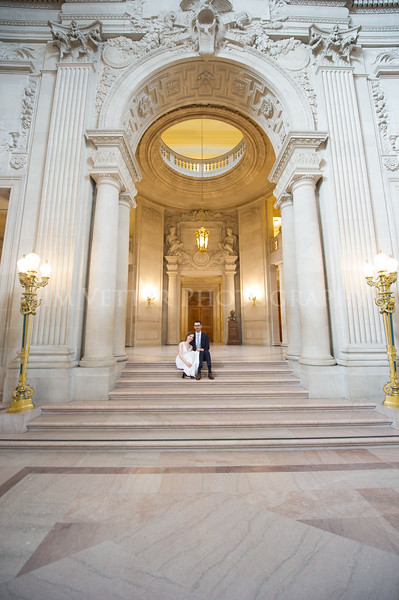 0047_Stephanie John SFCityHall Wedding
