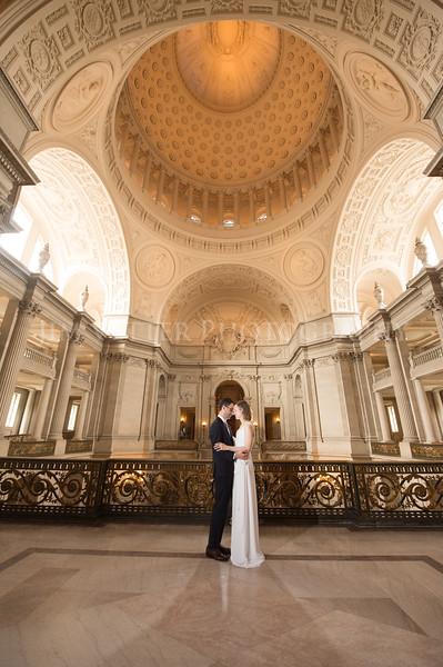 0120_Stephanie John SFCityHall Wedding