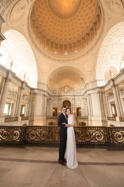 0121_Stephanie John SFCityHall Wedding
