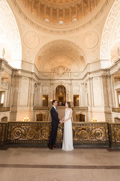 0124_Stephanie John SFCityHall Wedding