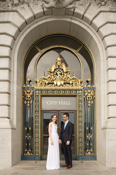 0140_Stephanie John SFCityHall Wedding