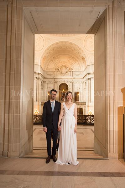 0126_Stephanie John SFCityHall Wedding