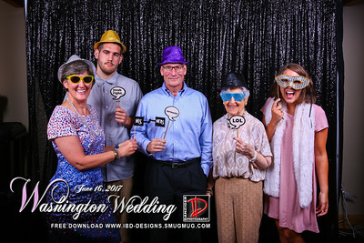 Washington Photo Booth 6-16-17
