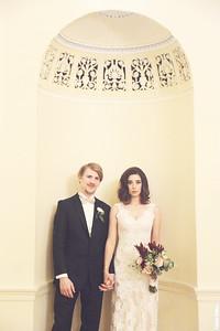 10.13.2017 Biltmore Ballrooms Wedding - Renee & Parker - Six Hearts Photography