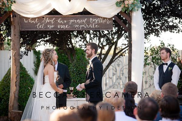 Ali + Landon   Wedding