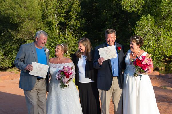 Simpson Double Wedding