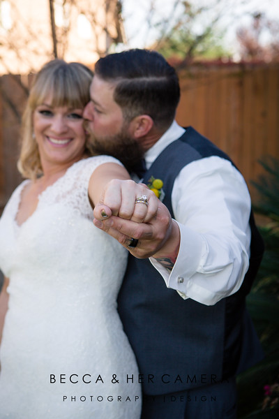 Melissa + Brent   Wedding