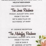 2018-08-18 Alex Agee - Kaitlyn Jones Wedding Reception in St George_0004 - Announcement