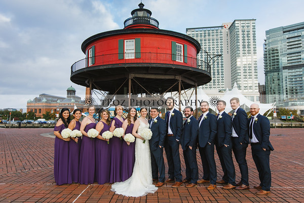 Emily+Mike's Pier 5 Wedding