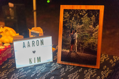Kim & Aaron Wedding