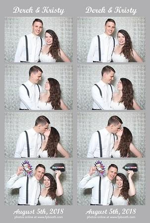 Kristy & Derek Wedding
