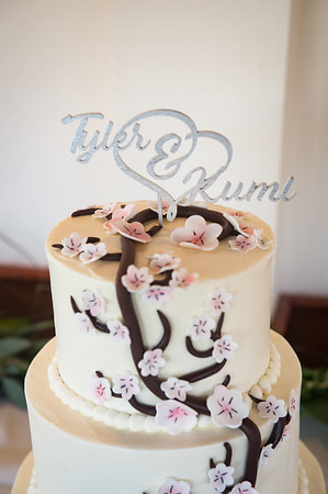 Kumi & Tyler Wedding