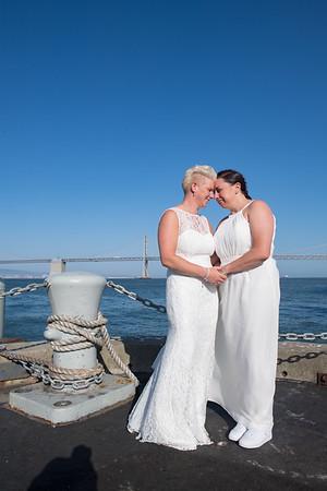 Lacey & Lynne Wedding